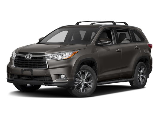 2016 Toyota Highlander Xle V6 In Schenectady Ny Lia Chrysler Jeep Dodge Ram