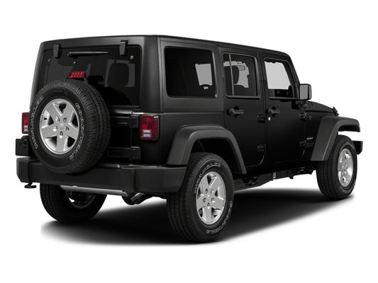 2016 Jeep Wrangler Unlimited Sport In Schenectady Ny Lia Chrysler Dodge Ram