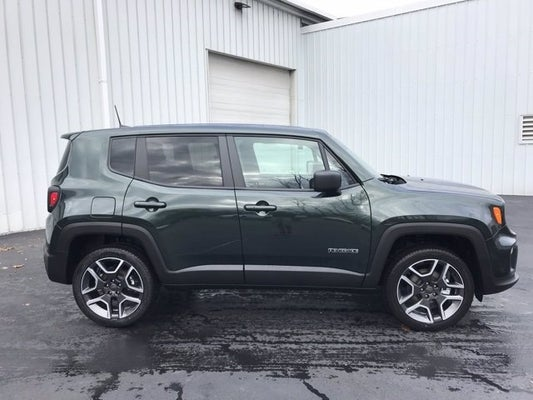 2021 jeep renegade jeepster schenectady ny | latham troy