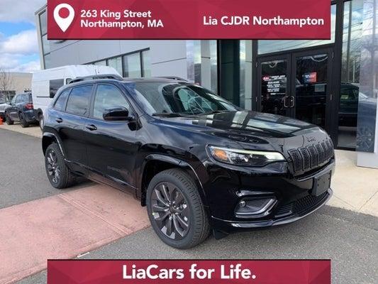 2020 Jeep Cherokee High Altitude Schenectady Ny Latham Troy Colonie New York 1c4pjmdx7ld607617