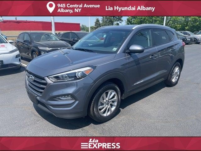 2016 Hyundai Tucson SE Schenectady NY   Latham Troy Colonie New York  KM8J3CA41GU118233